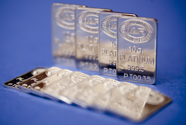 The Birth of a New Bull Market - Platinum and Palladium