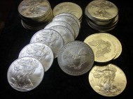 More Silver Eagles Sold In A Week Than Gold Eagles Over Past Three Years
