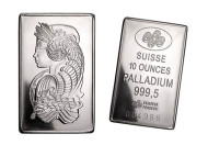 Palladium Surges To 14 Year High; Can Go To $1,000 On Miner Strikes
