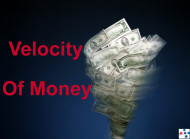 Velocity Of Money In U.S. Falls To All-Time Record Low
