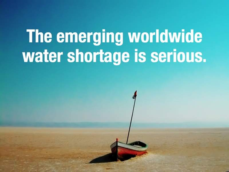 25 Shocking Facts About The Earth's Dwindling Water Resources
