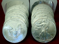 Gold Recovers, Silver Eagle Bullion Coins Top 25 Million