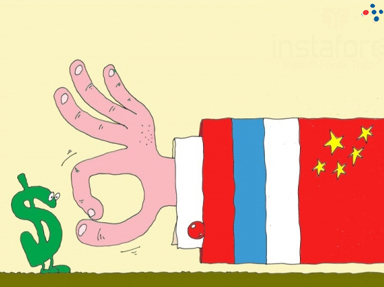 What if China, Russia Succeed in Going off the Dollar?
