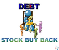 Why Using Debt To Buyback Stock Is Great And Much More
