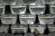 Shanghai Silver Warehouse Stocks Fall 24% In One Week