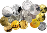 Does Surging Demand For Gold & Silver Coins Signal a Bottom?