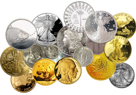 Does Surging Demand For Gold and Silver Coins Signal a Bottom?