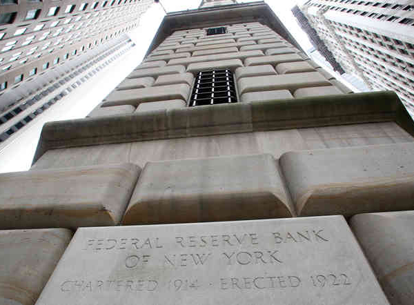 Evidence: The New York Fed Serves The Interests Of Goldman Sachs
