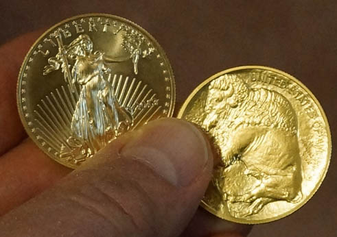 Gold, Silver Bullion Coin Sales Robust Despite Sell Off