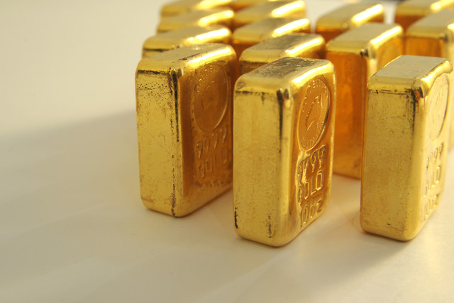 I Want To Be Diversified, I Want To Own Some Gold - Faber