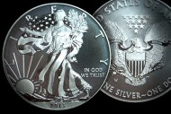 Shanghai Silver Stocks Fall & Silver Eagle Sales Rise Continue