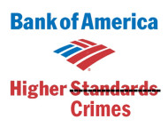 For Bank Of America, Crime Is Now An Ordinary Course Of Business