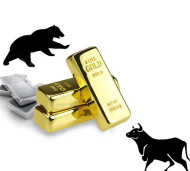 Gold And Silver – Respect The Trend But Prepare For A Reversal
