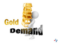 India Gold Demand Surges 450%, Bank of Russia Demand At 15 Year High