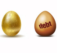 Gold or Crushing Paper Debt