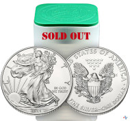 Silver Demand Jumps, 2014 Silver Eagles Bullion Coins Sold Out: US Mint
