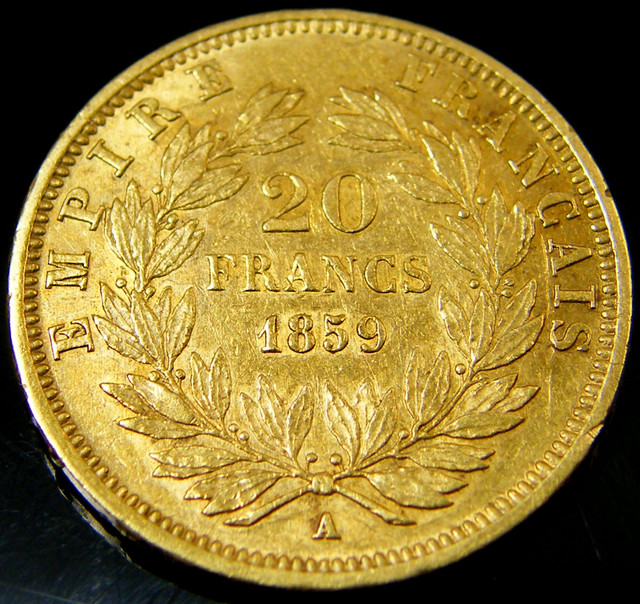 Here Comes France: Demands Central Bank Repatriate French Gold