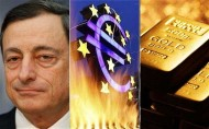 Will Deflation, Recession Concerns make ECB Buy Gold Bullion?