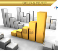 Gold And Silver – Charts Show Power Of Elite's Central Bankers