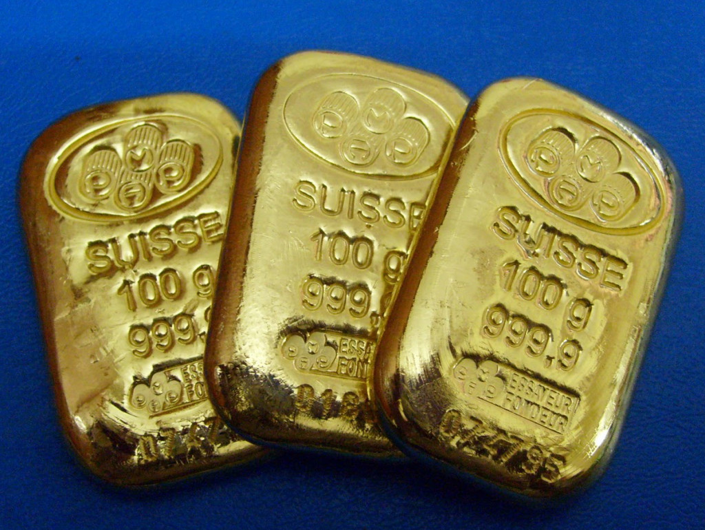 """Swiss Gold Update: What a """"Yes"""" Vote on Nov. 30 Means for Gold Investors"""