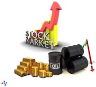 Bizarre Love Triangle – Stocks, Gold And Oil