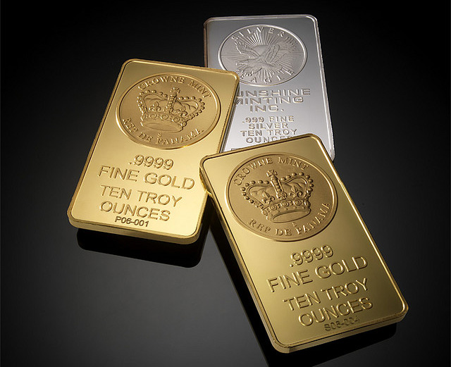 Gold And Silver – Is the Golden Rule Broken?