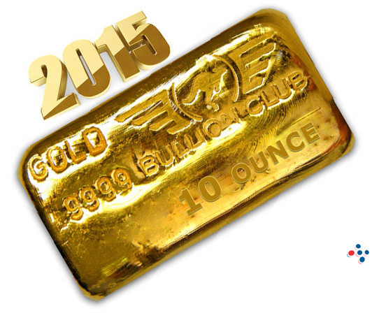 Gold Market Outlook For 2015