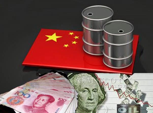 Rise of the Petro-Yuan & the Slow Erosion of Dollar Hegemony