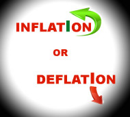 Central Banks Create Deflation, Not Inflation