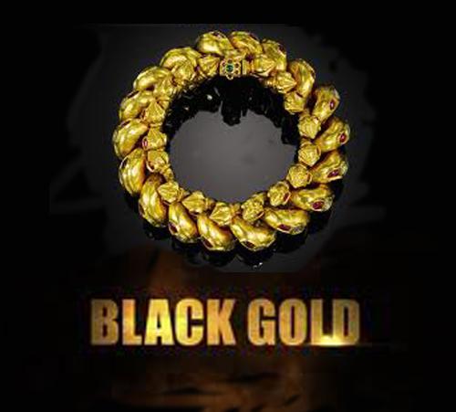 Oil - The Black Gold Loses Glitter