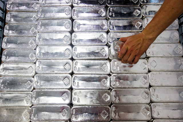 Indian Silver Imports Setting Up For Another Big Record Year