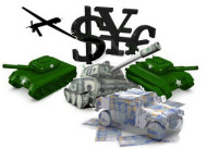 QE Warfare Pushing World Financial System out of Control
