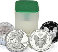 2015 Silver Eagle Investment Demand Continues To Be The Big Winner