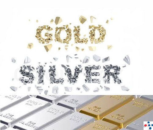 Forget The News. Charts Suggest Silver Price $12 - 14, Gold $1,000 - 1,100
