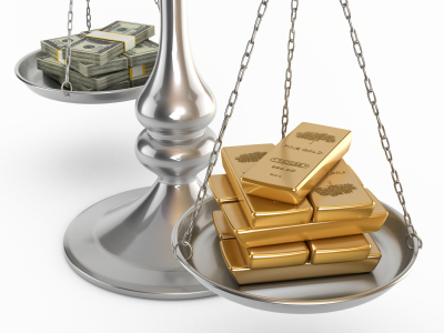 Expect Physical Gold Backing of Currencies Within Next Decade