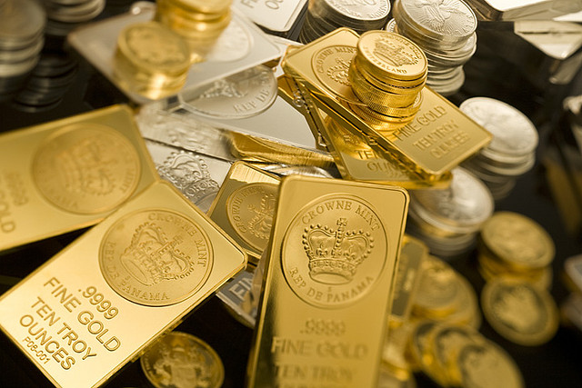 Gold And Silver Among The Best Performing Assets In Volatile January