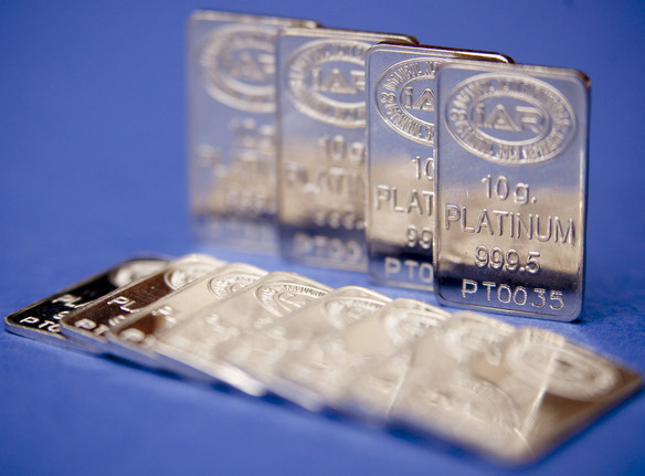 Calls for Platinum Squeeze – We're Early But the Trend Will Play Out