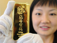 The New London Gold Fix and China