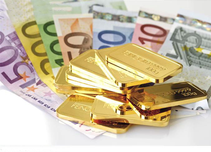 gold up 11 in euros this year as currency wars intensify