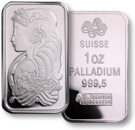 Palladium - The Only Precious Metal You Should Own Right Now