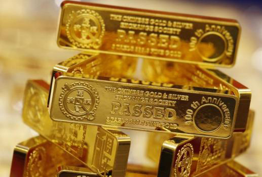 """Gold really does matter in """"polite company""""!"""