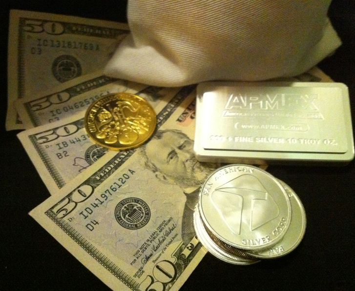 Government Control of Currency A Good Reason To Hold Physical Gold and Silver