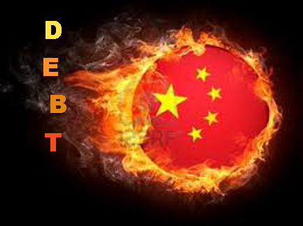China's Massive Debt Problem Is About To Get Much Massiver