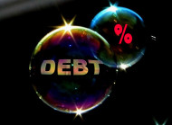 The Debt To GDP Ratio For The Entire World: 286%