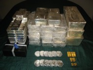 Silver Bullion Buying Outstripping Supply As JPMorgan Buys