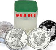 US Mint Runs Out Of Silver Coins On Same Day Price Of Silver Plunges To 2015 Lows
