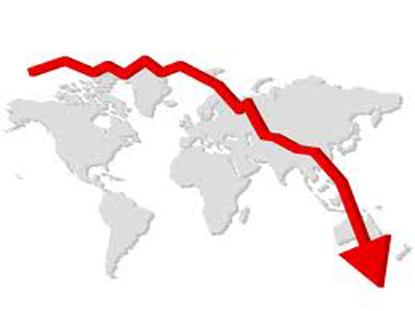Europe, China Stocks & Commodities Crashing – Are U.S. Stocks Next?
