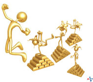 Gold Price Declines and the Grave Dancers