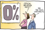 I Sure Am Glad (To Just Hear) There's No Inflation