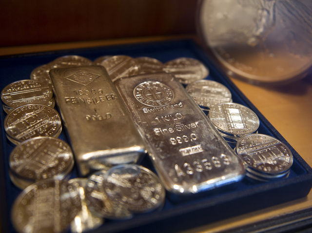 Silver Prices Show More Evidence of a Bottom